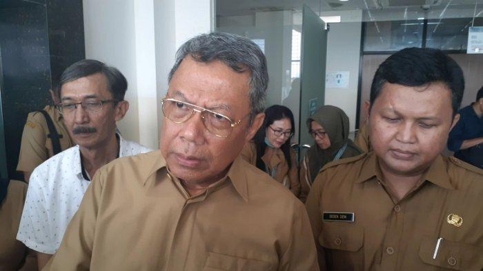 Usai Tinjau Pasien DBD di RSU Tangsel, Wakil Wali Kota Perintahkan Camat dan Jumantik Bergerak