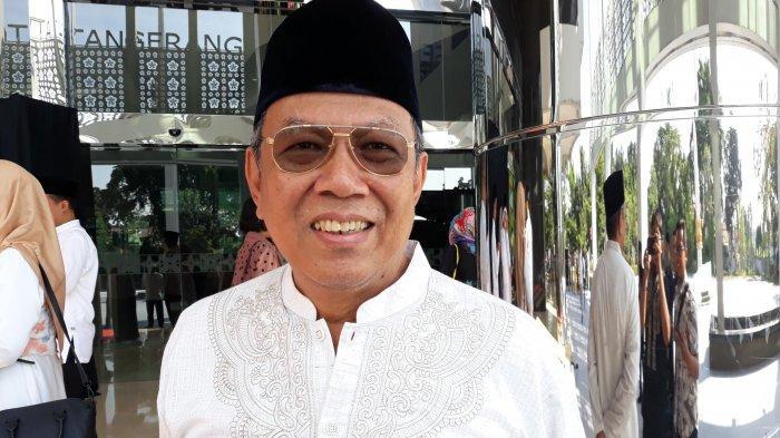 Makanan Lebaran Favorit Wakil Wali Kota Tangsel: Ikan Asin Tembang dan Sambal