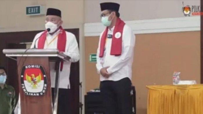 Terungkap, Wali Kota Depok Terpilih Mohammad Idris Dilantik Tanpa Wakilnya di Bandung