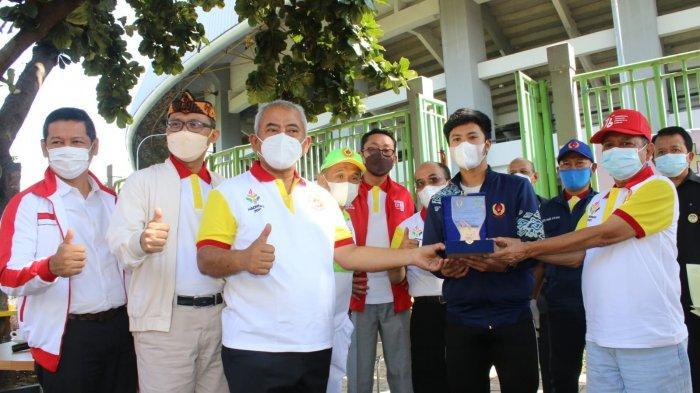 Wali Kota Bekasi Peringati Haornas 2021, Targetkan Tiga Besar KONI Kota Bekasi di Ajang Porda Jabar