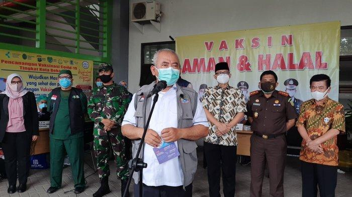 Gara-gara Kadar Gula Tinggi, Wakil Wali Kota Bekasi Tri Adhianto Gagal Terima Vaksinasi Covid-19