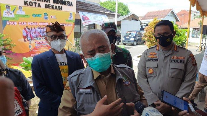 Wali Kota Bekasi Berharap 5.000 Penyintas Covid-19 Bisa Ikut Donor Plasma Konvalesen