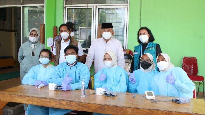 1,3 Juta Warga Kota Bekasi Telah Menerima Suntik Vaksin Dosis Pertama