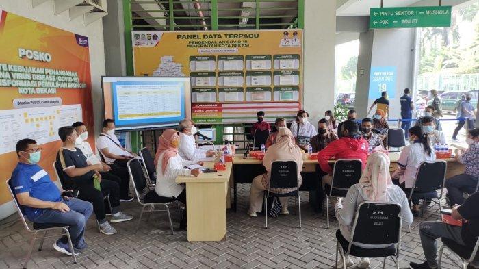 Percepat Herd Immunity, Wali Kota Ajak Seluruh Perusahaan di Bekasi Vaksinasi Pegawai