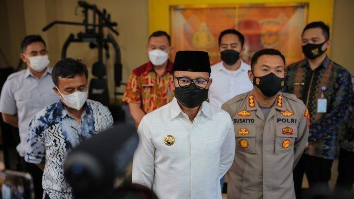 Pelaku Penyerangan Pelajar di Kota Bogor Terus Menunduk, Bima Arya Gemas: Kamu Bisa Dihukum Mati!