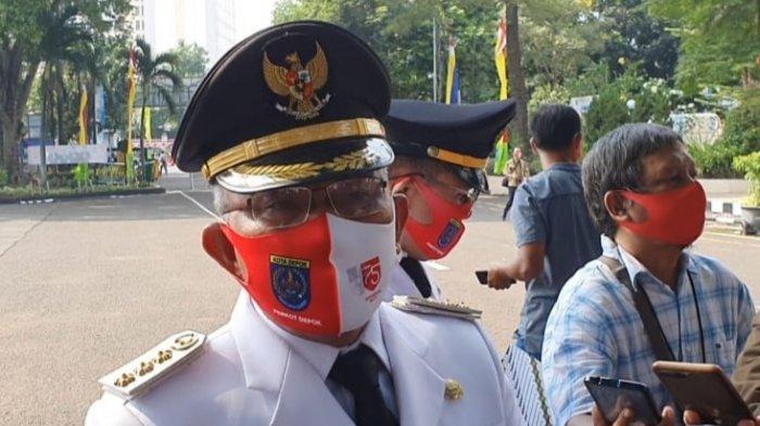 Disindir Mendagri Karena Pakai Masker N95, Wali Kota Depok: Kalau Ini Kesalahan Negara, Saya Buang