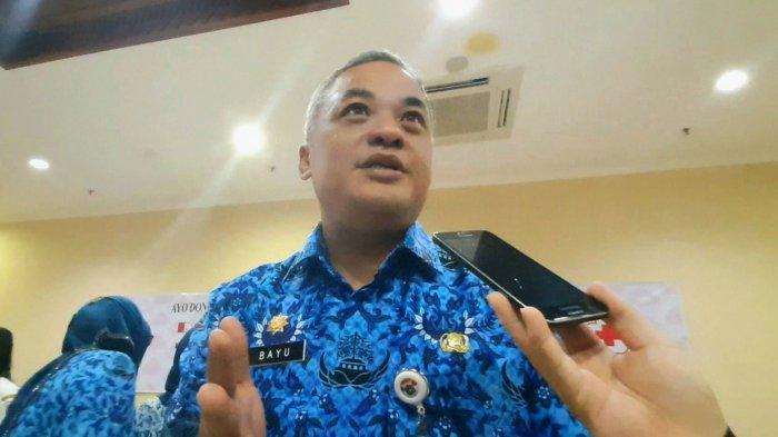 Bayu Meghantara, saat menjabat Wali Kota Jakarta Pusat