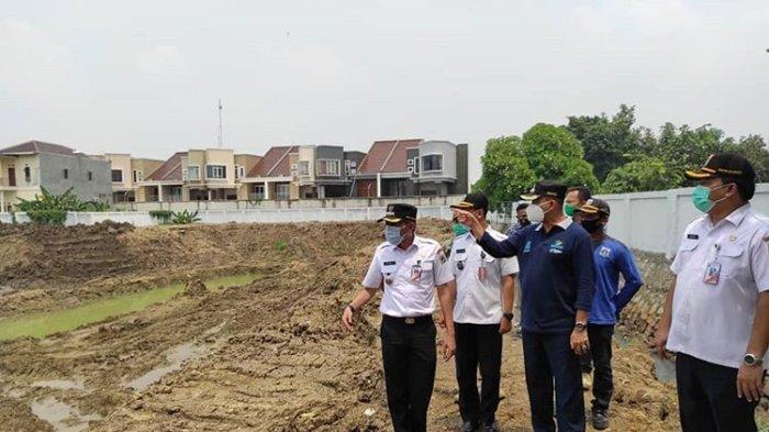 Bakal Jadi Tempat Wisata, Area Waduk Wirajasa Ditanam Tanaman Khas Jakarta