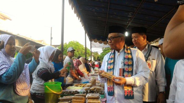 Sidak Pedagang Takjil di Kebon Bawang, Wali Kota Jakut Pastikan Tak Temukan Zat Kimia Berbahaya