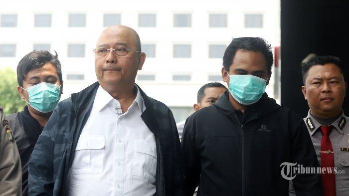 KPK OTT Walikota Medan: Aksi Kejar-kejaran, Protokol Berusaha Tabrak Perugas, Edy Angkat Bicara