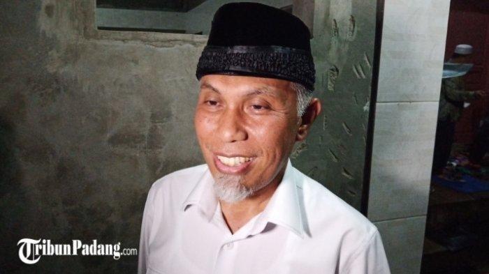 Cagub Sumbar Mahyeldi Dorong Potensi Pemuda Majukan Daerah Minang