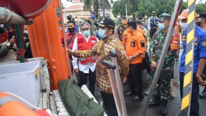 Mulai Masuk Musim Hujan, Wali Kota Tangerang Minta Warga Jangan Buang Sampah Sembarangan