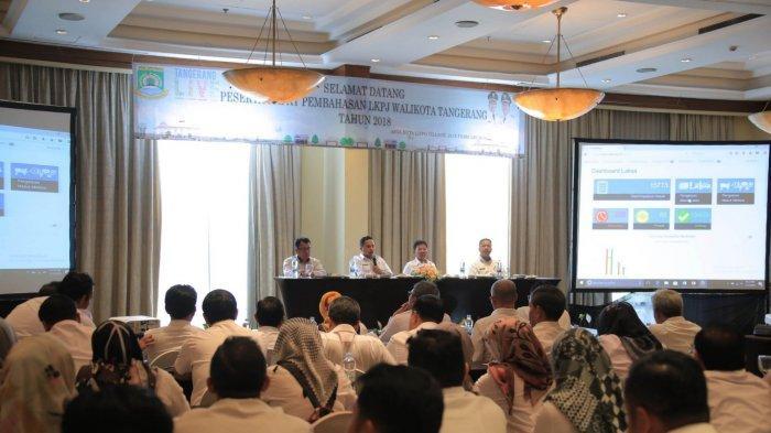 Wali Kota Berharap Emak-emak Dapat Berperan Aktif Dalam Membangun Kota Tangerang