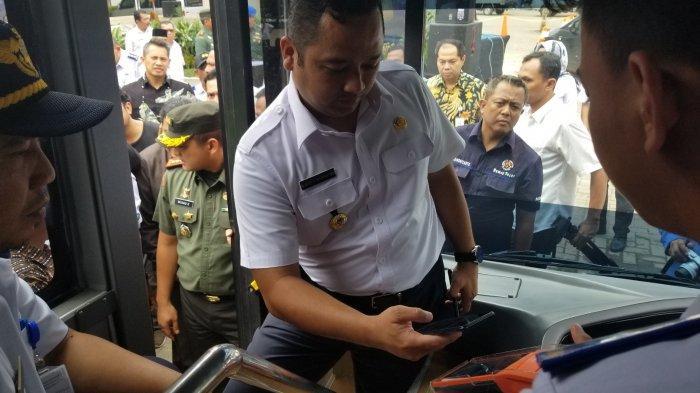 Bayar Bus Umum dan Uji KIR di Kota Tangerang Sekarang Non Tunai
