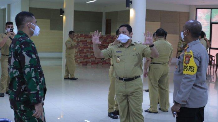 Gedung MUI Kota Tangerang Jadi Kantor Sekretariat Gugus Tugas Penanganan Covid-19