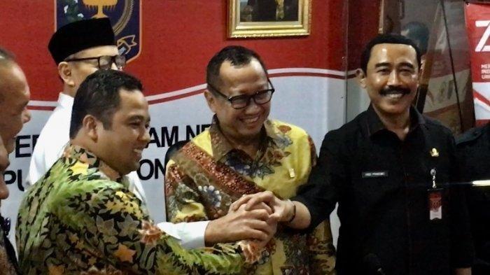 Minggu Depan Wali Kota Tangerang dan Kemenkumham Bahas Polemik Lahan di Banten