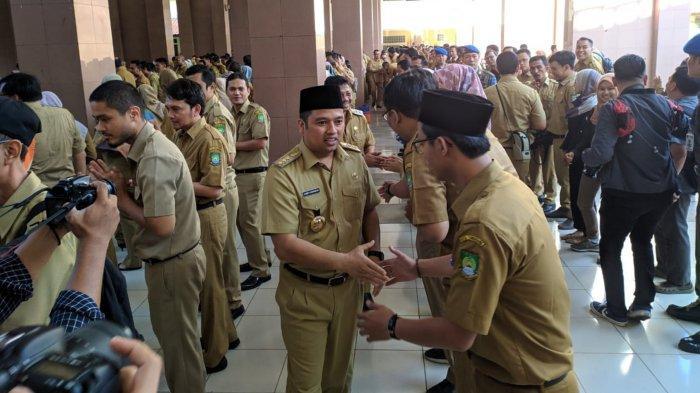 DPRD Minta Perselisihan Kemenkumham Dengan Wali Kota Tangerang Tidak Merugikan Warga