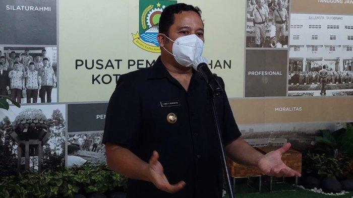 Banyak Siswa Positif Covid-19, Vaksinasi Remaja di Kota Tangerang Baru 50 Persen