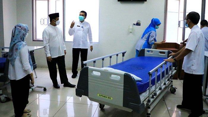 Ruang ICU 100 Persen Terisi, RSUD Kota Tangerang Resmi Dijadikan Rumah Sakit Khusus Covid-19
