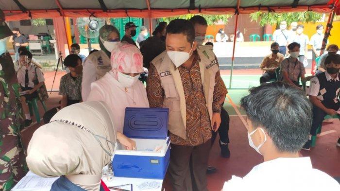 519.163 Warga Kota Tangerang Sudah Divaksin Covid-19 Dosis Pertama