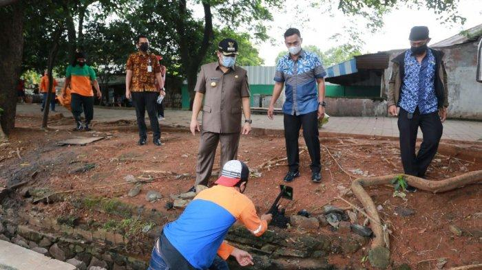 Persiapan Hadapi Cuaca Ekstrem, Wali Kota Tangerang Minta Perhatikan Saluran Air Berfungsi Baik