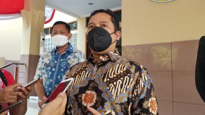 Wali Kota Tangerang, Arief R Wismansyah saat ditemui di Pusat Pemerintahan Kota Tangerang, Kamis (26/8/2021).