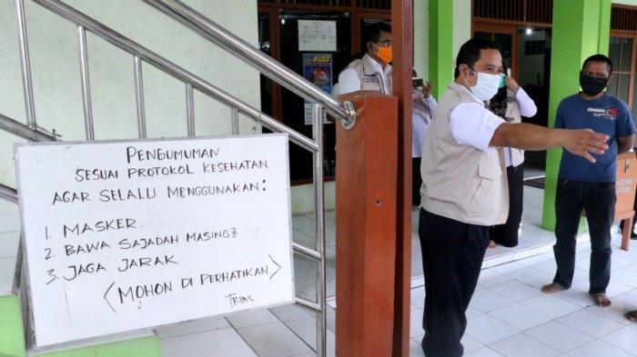 Pemerintah Kota Tangerang Belum Rencanakan Terapkan Surat Izin Keluar