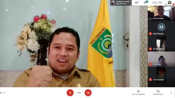 Pemerintah Kota Tangerang Berencana Berikan Internet Gratis untuk Pelajar Saat Pandemi Covid-19