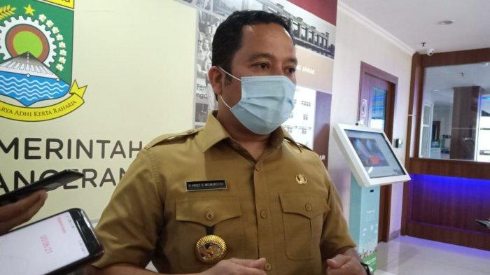 Kasus Covid-19 Naik, Pemerintah Kota Tangerang Waswas Muncul Klaster Baru di Perkantoran