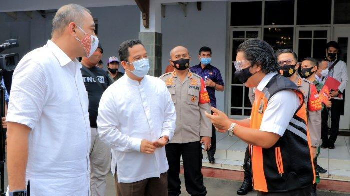 Pemerintah Kota Tangerang Wacanakan Larangan Isolasi Mandiri Untuk Pasien OTG