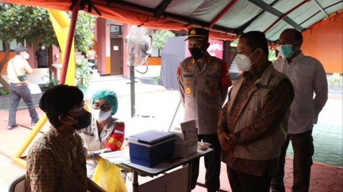 Pemerintah Kota Tangerang Segera Mulai Vaksinasi Covid-19 Untuk Anak Usia 12 Tahun