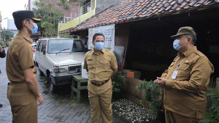 Pasien Covid-19 di Tangerang Dapat Bantuan Sembako dan Uang Tunai