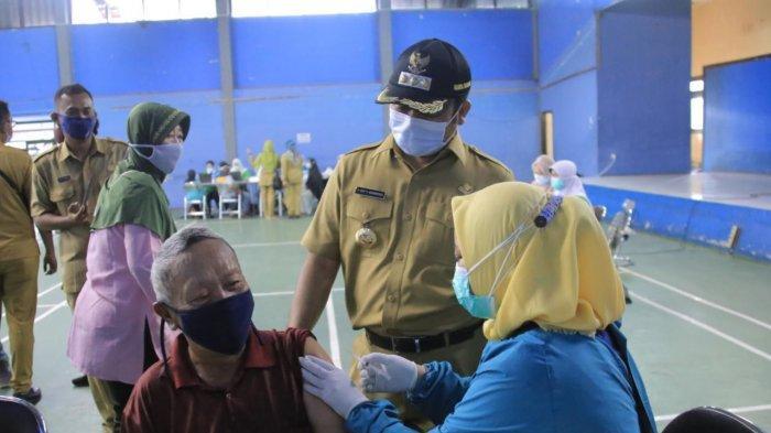 Satu Bulan Usai Divaksin Covid-19, Wali Kota Tangerang Mengaku Baik-baik Saja