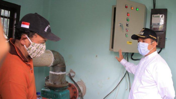 Belajar dari Musibah Tahun Lalu, Warga Ciledug Indah Pasang CCTV dan Alat Pendeteksi Dini Banjir