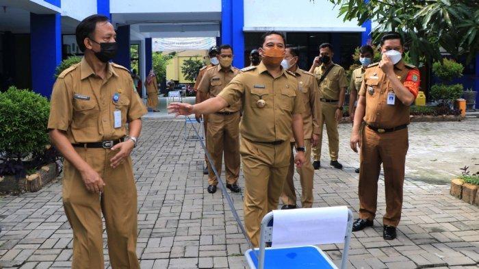 Covid-19 Meroket, Sekolah Tatap Muka di Kota Tangerang Batal Dilaksanakan Bulan Juli