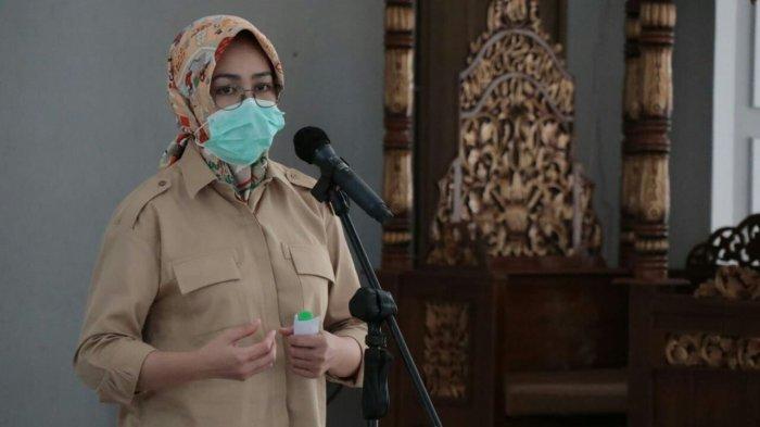 Perayaan HUT ke-75RI di Pemkot Tangsel, Wali Kota Airin Ganti Balap Karung Jadi Lomba Joget TikTok
