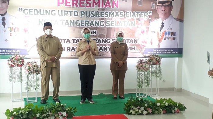 Wali Kota Tangsel Airin Ambil Pelajaran dari Ledakan Bom di Makassar: Kami Lagi yang Dirugikan