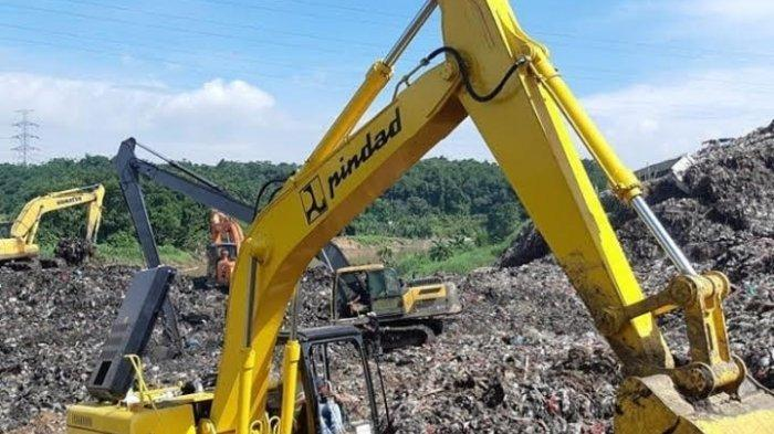 Pemkot Tangsel Dikritik Masalah Sampah TPA Cipeucang Terendam 10 Meter Kedalaman Sungai Cisadane