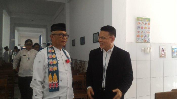 Resmikan Sekolah di Cilincing, Wali Kota Jakarta Utara: Pelajar Harus Berkarakter dan Kinerja Bagus