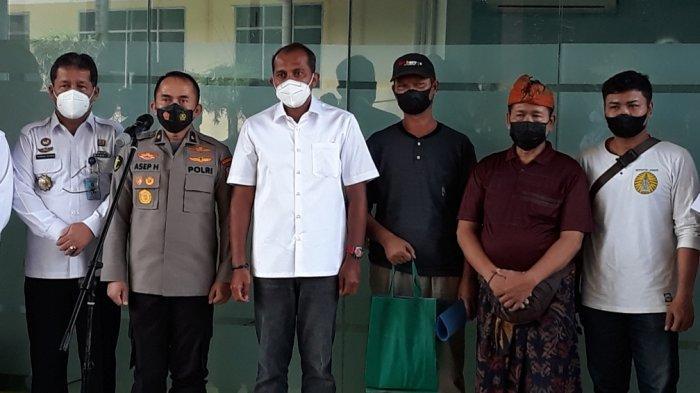 Wamenkumham Soal Santunan Rp 30 juta Korban Lapas Tangerang: Jangan Dilihat dari Besaran Uang Duka