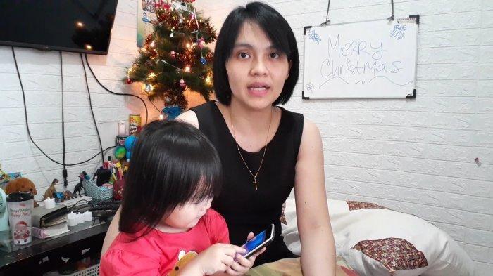 Tetesan Air Mata Keluarga di TangselRayakan Natal Online dari Rumah: Rindu Memuji Tuhan di Gereja