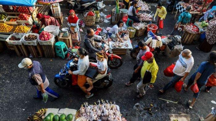 Rahasia Pasar Slipi Jakarta Barat Nihil Kasus Covid-19: Kita Keliling Pakai Toa Supaya Semuanya Taat