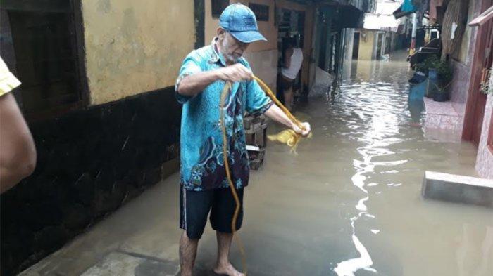 Kebon Pala Banjir 1 Meter, Camat Jatinegara: Baru Kiriman dari Depok, Belum Bogor