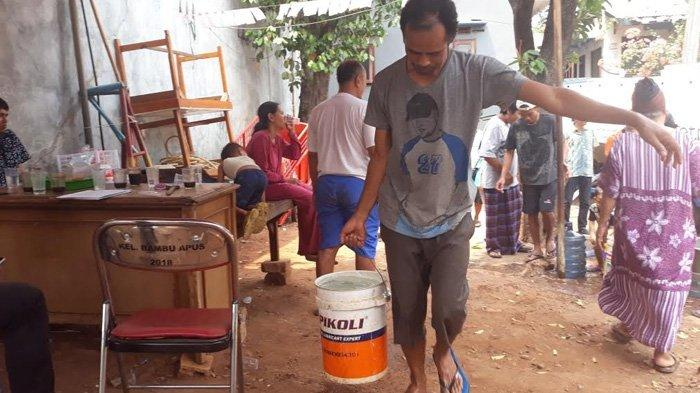 Pengiriman Bantuan Air Bersih Terlambat, PAM Jaya Klaim karena Banyak Warga DKI Kekeringan