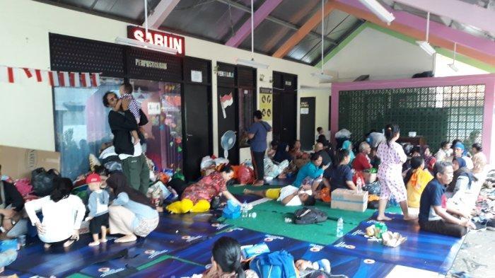 240 Jiwa Mengungsi Akibat Kebakaran di Tamansari, Dipusatkan di RPTRA Matahari
