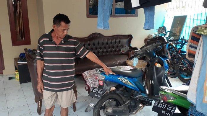 Motor Rusda dan Tetangganya di Pamulang Dicuri, Pelaku Diduga Orang yang Sama