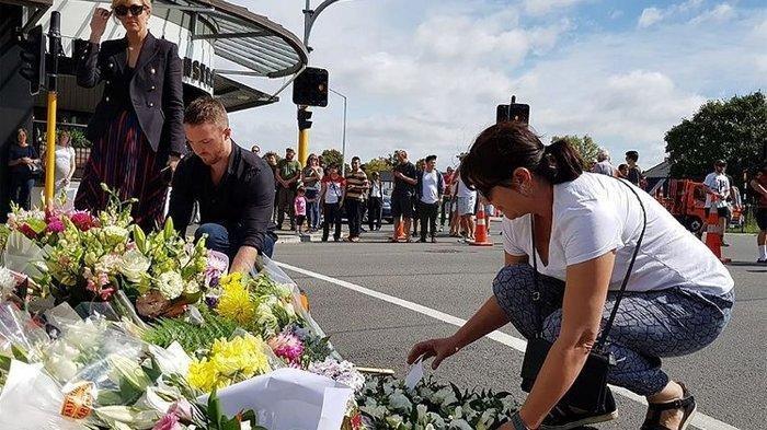 Sisir Lokasi Penembakan di Christchurch, Polisi Selandia Baru Sebut Korban Tewas Jadi 50 Orang