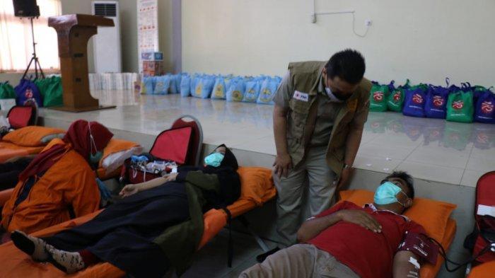 Kekurangan Stok Darah, Pemkot Jakarta Pusat Targetkan 1.900 Kantong Per Hari