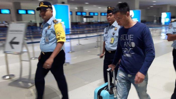 Ketahuan Pakai Paspor Palsu Meksiko, Pria Ini Dibekuk Petugas Imigrasi Bandara Soekarno-Hatta