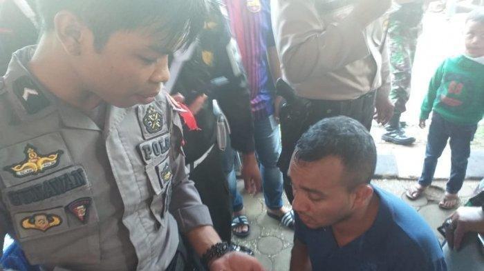 Penampakan Turis Malaysia Nyaris Diamuk Massa di Makassar, Terancam Penjara 12 Tahun Gara-gara Ini